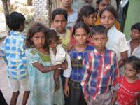 Barn i India