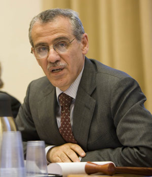 WHO Assisterende Generaldirektør Ala Alwan