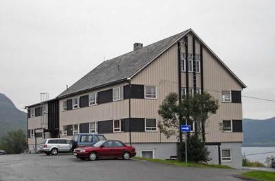 Kommunehuset i Hamnvik