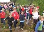 Fellesstart på Frydenlund skole