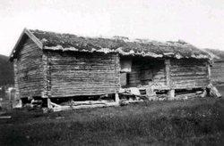 Uthus fra Polmak 1933