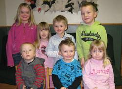 Barna i Gjerøy barnehage