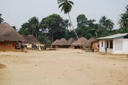 Landsbyen Mabongisseh