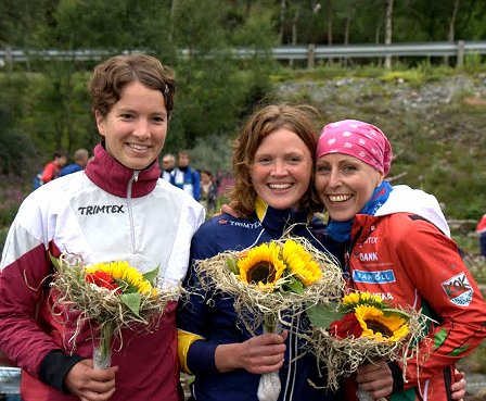 Nicole Ragvin, Tone Wigemyr og Irene Beate Øhrn Arnevik