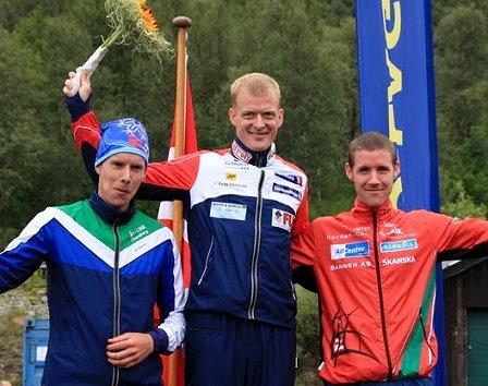 Håvard Lucasen, Anders Nordberg og Jon Duncan